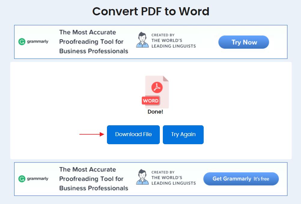 5 Cara Mengubah Pdf Ke Word Tanpa Aplikasi 100 Work