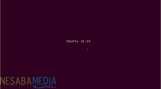 loading Ubuntu