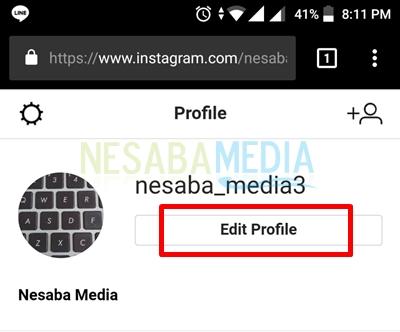 cara menonaktifkan instagram selamanya