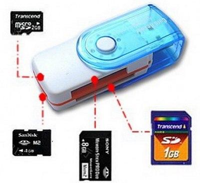 fungsi card reader dan pengertian card reader adalah