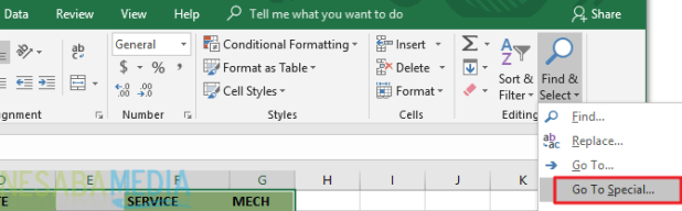 How to Delete Empty Columns and Rows in Excel 1