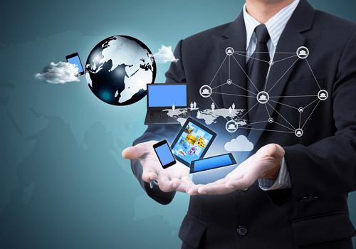 teknologi di bidang bisnis