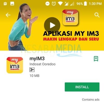 install myim3 app
