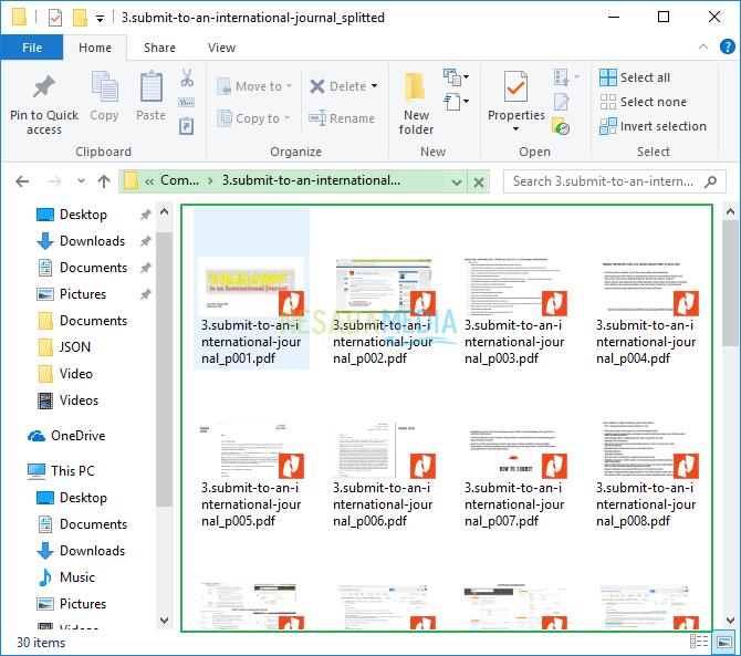 PDFCandy files