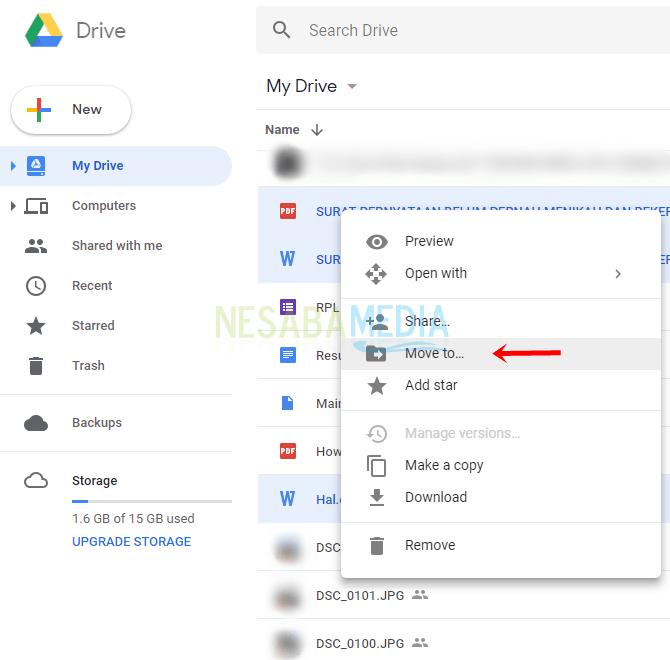 Lihat Cara Download Dokumen Dari Google Drive paling mudah
