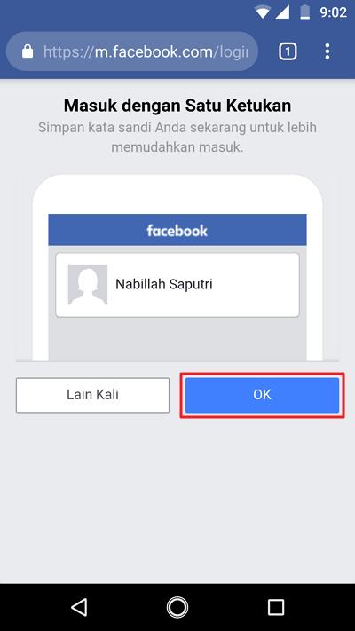 Membuat facebook 7