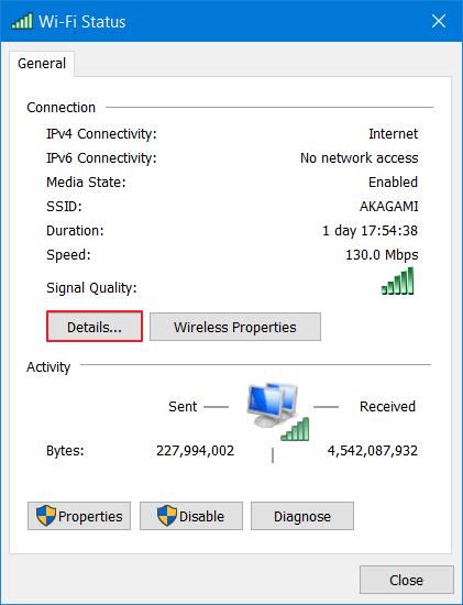 Mengganti IP Address di PC Statis 5