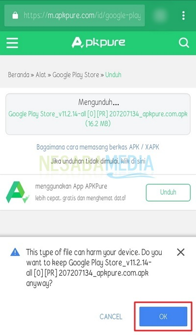 How to download Google Play Store for Android