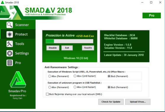 Download SmadAVAntivirus Terbaru
