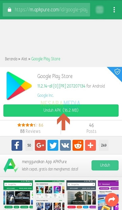 How to download the Google Play Store for Android