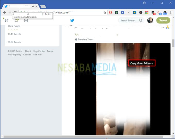 cara download video dari internet tanpa aplikasi