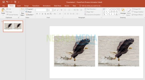 How to Make a Powerpoint 3D Effect