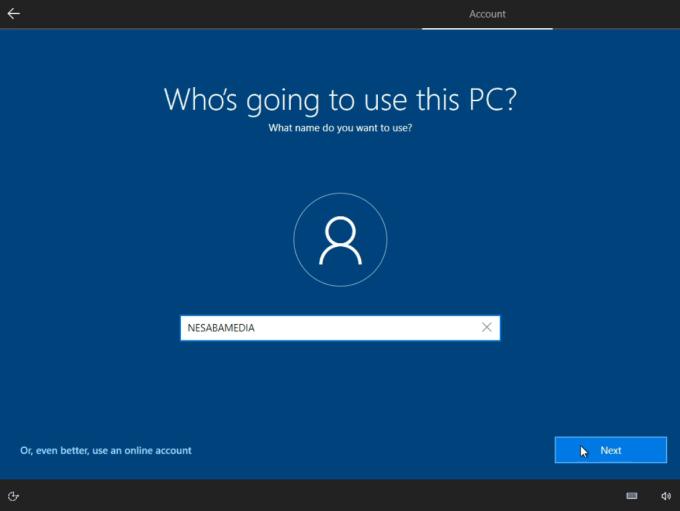 instalasi windows 10 langkah 8