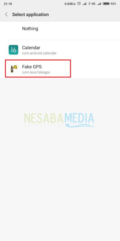 Cara Menggunakan Fake Gps Di Hp Android 100 Tanpa Root