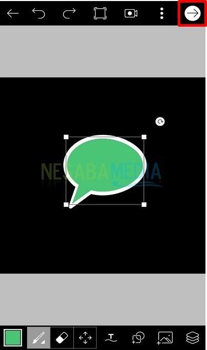 cara membuat logo di PicsArt dengan mudah