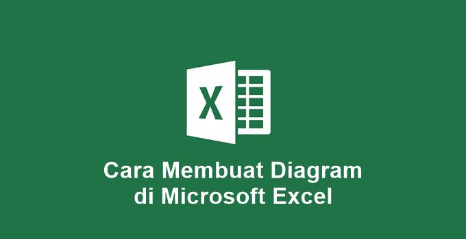 Cara Membuat Diagram di Excel