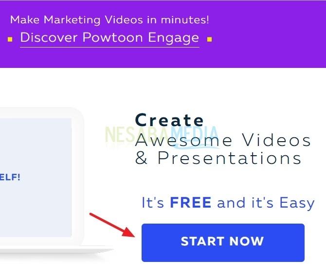 cara membuat video animasi tulisan