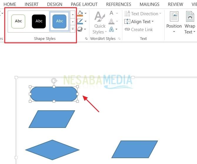klik shape
