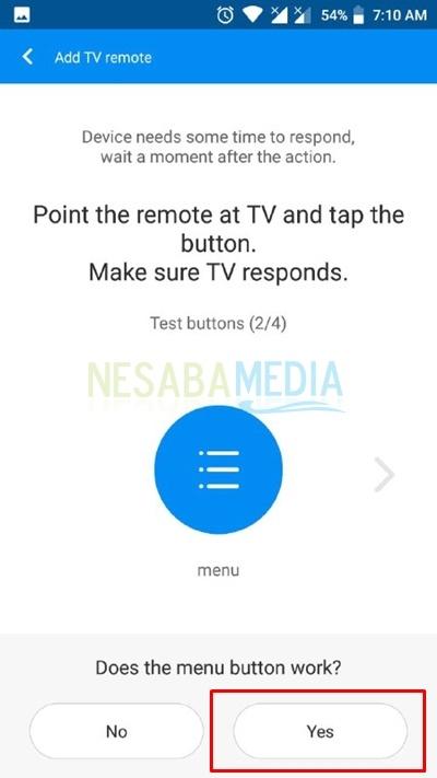 cara menggunakan mi remote tv