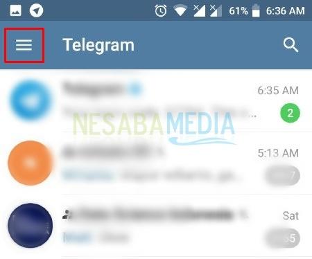 5 Cara Menggunakan Telegram Di Hp Android Lengkap Gambar