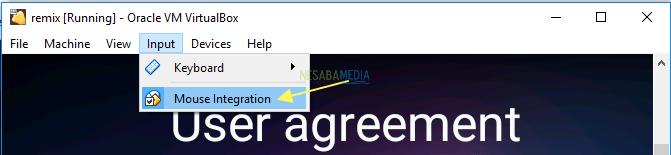 Input > Mouse Integration