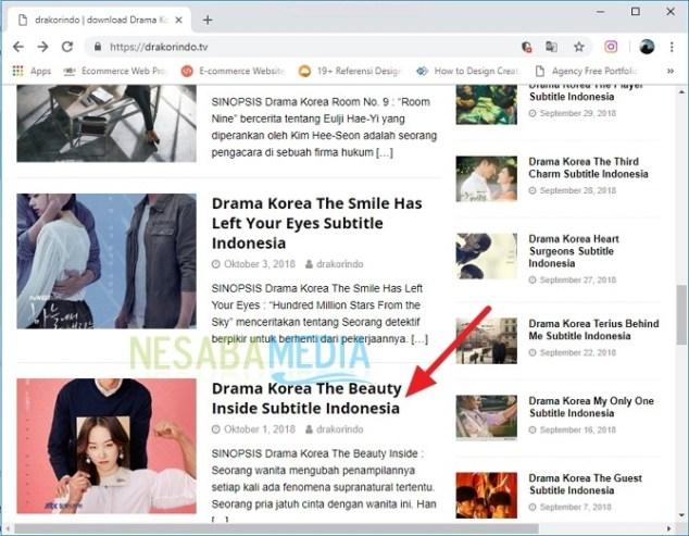 2 Ways to Download Korean Drama + Indonesian Subtitles