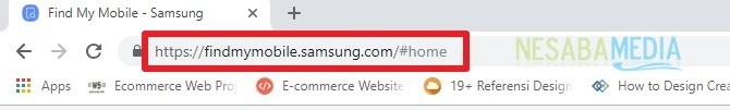 begini cara mengatasi lupa pola HP Samsung