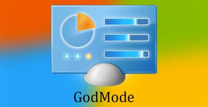 Cara Mengaktifkan Fitur God Mode di Windows 10
