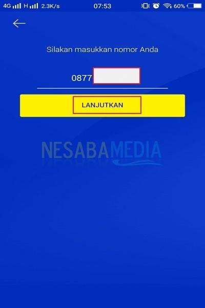app-nomor