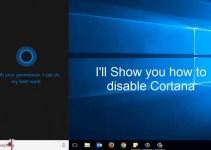 Cara Menghapus Riwayat Pencarian Cortana