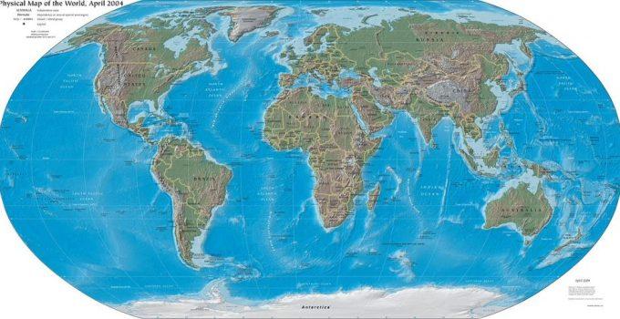 Pengertian Geografi adalah