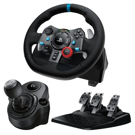 joystick jenis racing wheel