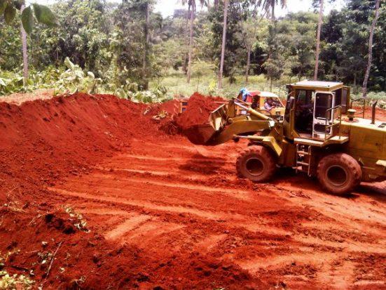 jenis-jenis tanah dan persebarannya