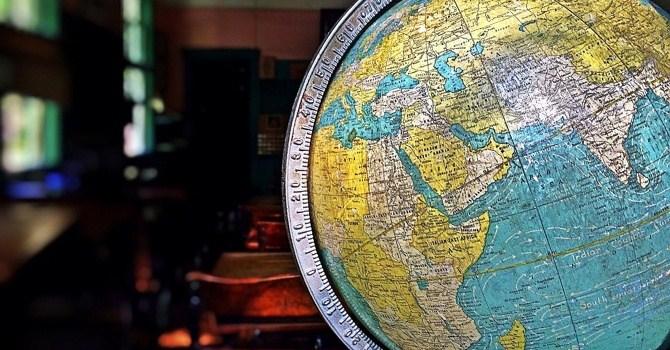 Prinsip Geografi dan Pendekatan Geografi