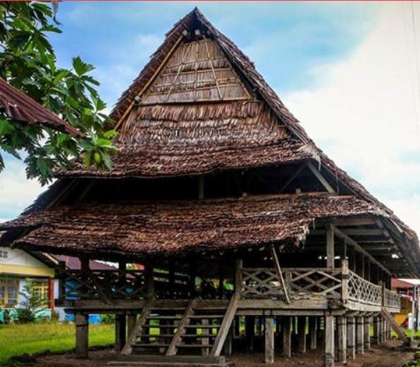 Rumah Adat Maluku Beserta Penjelasannya Gambar Lengkap