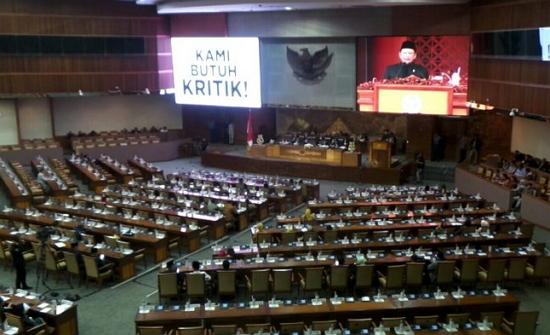 Demokrasi dengan pemisahan kekuasaan negara