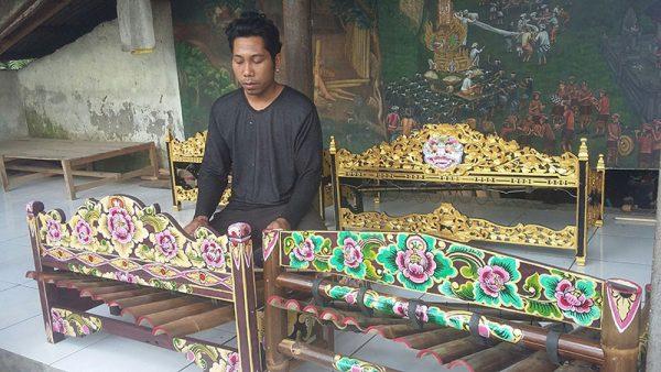 Alat Musik Bali Gerantang