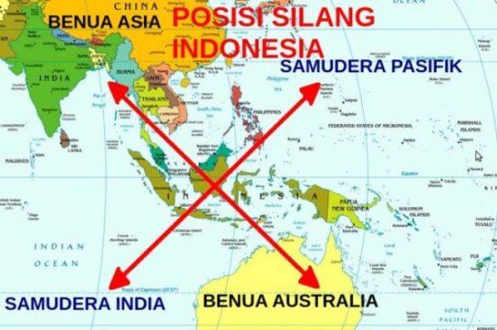 Letak Geografis Indonesia
