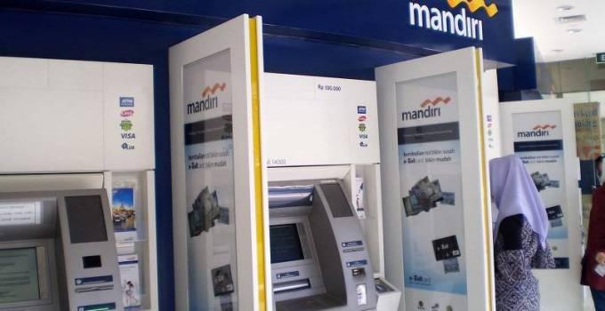 Cara Cek Saldo di ATM Mandiri