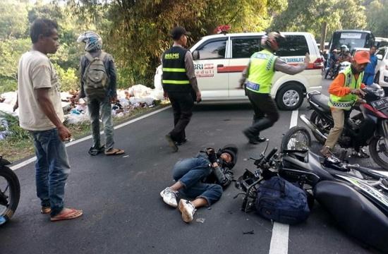 Contoh Karangan Narasi tentang Kecelakaan Lalu Lintas
