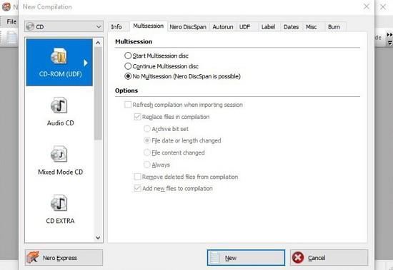 Download Nero Burning ROM Terbaru
