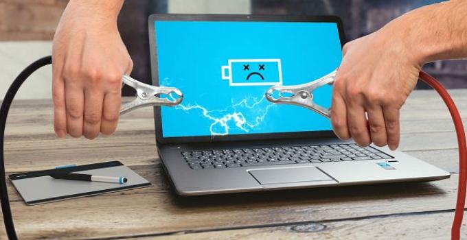 Cara Cek Kesehatan Baterai Laptop