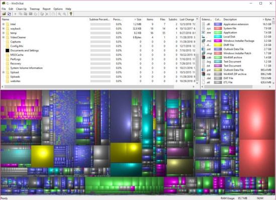 Download WinDirStat Terbaru