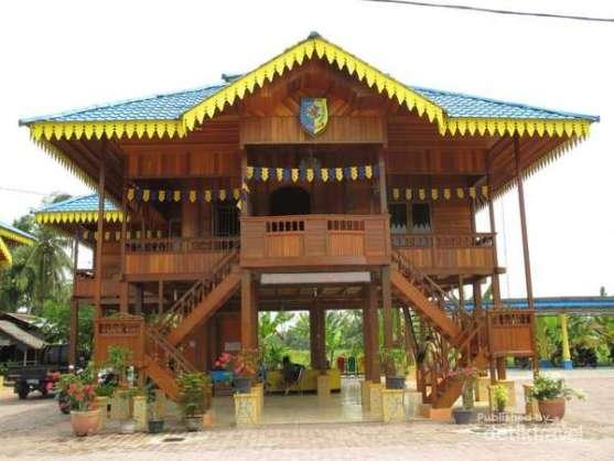 Malay Customary Houses