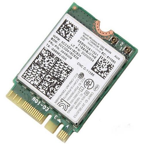 Perangkat Keras Internet Wireless Adapter Card
