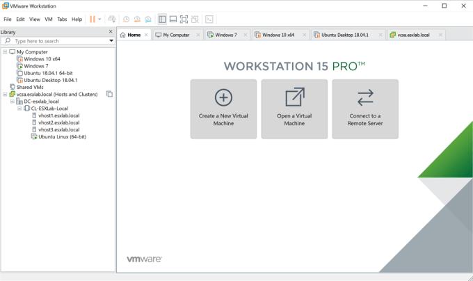 Download VMWare Player Terbaru