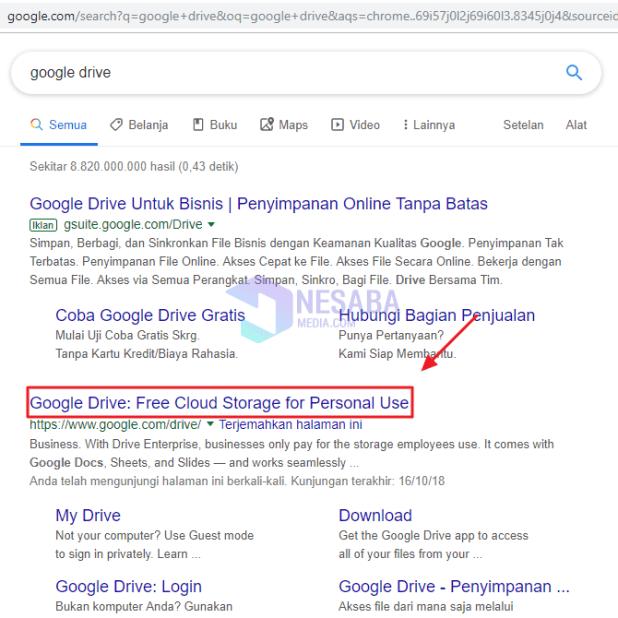 google frive