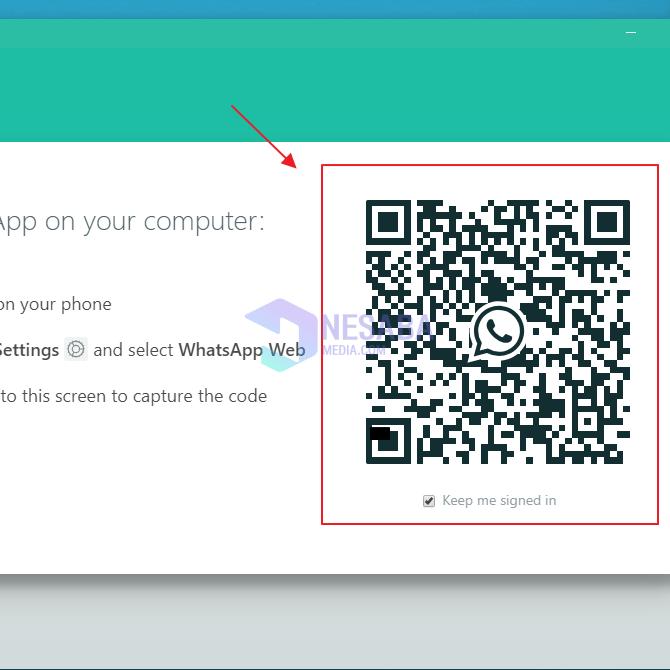 Cara Install Whatsapp di Laptop dengan Scan Barcode