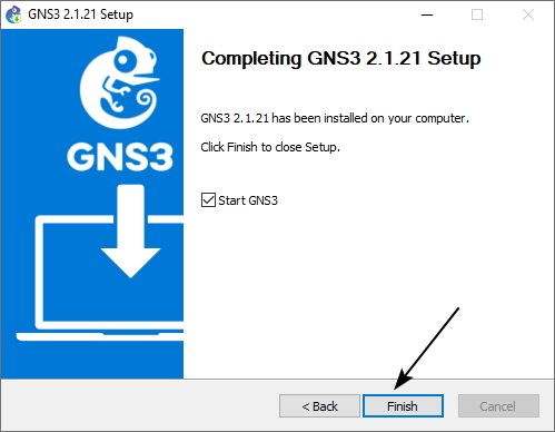 Install GNS3 (15)