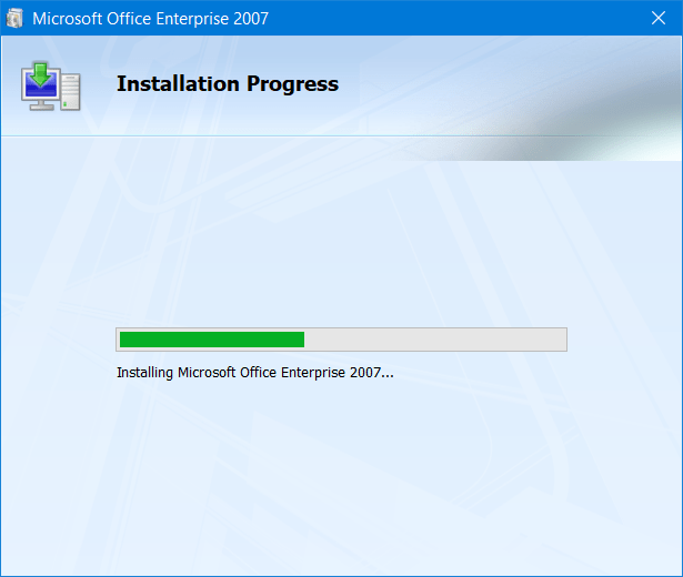 Ms. Office 2007 - Step 5